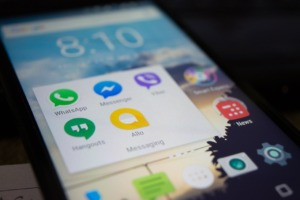 whatsapp - smartphone